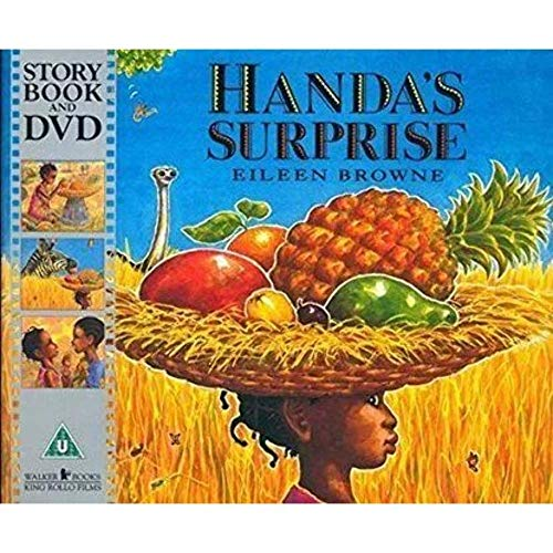 9781406359091: Handa's Surprise Midi Book & Cd