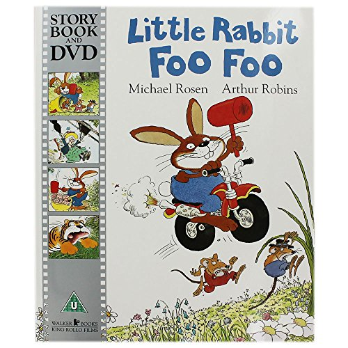 9781406359152: Time for a Story: Little Rabbit Foo Foo Book & DVD