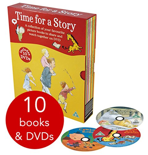 9781406359275: Time for a Story Book & DVD Collection - 10 Books
