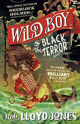 9781406359497: Wild Boy and the Black Terror