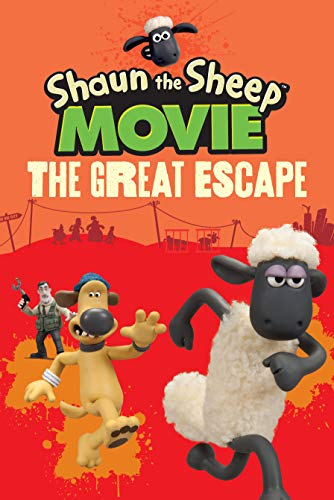 9781406359664: Shaun the Sheep Movie - The Great Escape (Shaun the Sheep Movie Tie-ins)