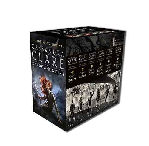 9781406359824: The Mortal Instruments Slipcase: Six books