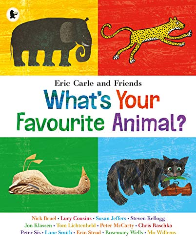 9781406360004: What's Your Favourite Animal?