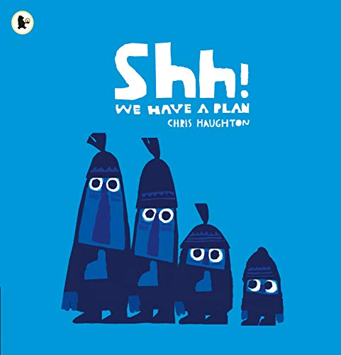 9781406360035: Shhh! We Have A Plan