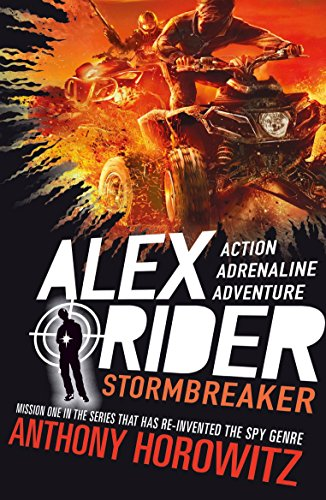 alex rider stormbreaker essay Alex rider is a fourteen-year-old english schoolboy who lives with his uncle and adoptive father, ian rider, and his american housekeeper, jack starbright one day, alex receives the news that ian was killed in a car accident.