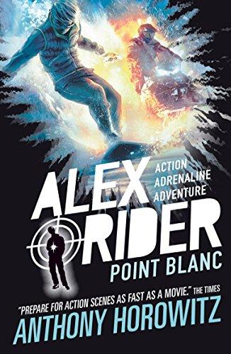 9781406360202: Point Blanc (Alex Rider)