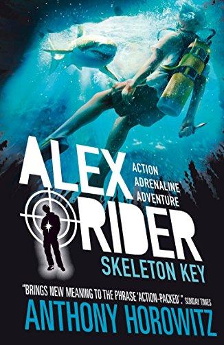 Skeleton Key (Alex Rider): Anthony Horowitz