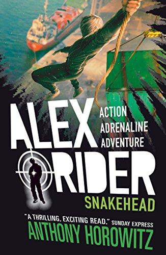 9781406360257: Snakehead (Alex Rider)