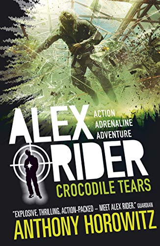 9781406360264: Alex Rider 8. Crocodile Tears