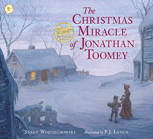 9781406360387: The Christmas Miracle of Jonathan Toomey