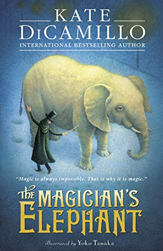 9781406360653: The Magician's Elephant