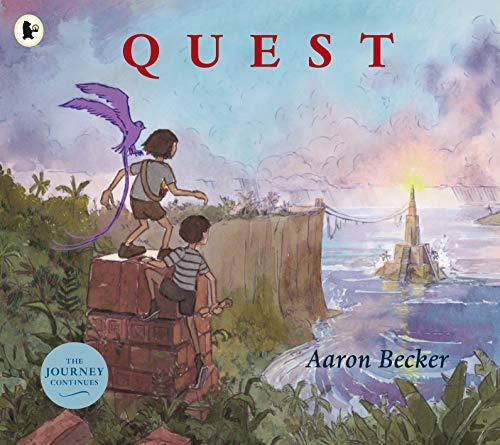 Quest (Journey Trilogy 2): Becker, Aaron