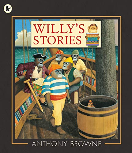 9781406360899: Willy's Stories (Willy the Chimp)