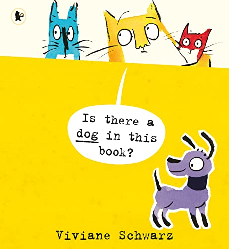 9781406360905: Is There A Dog In This Book? (Cats)