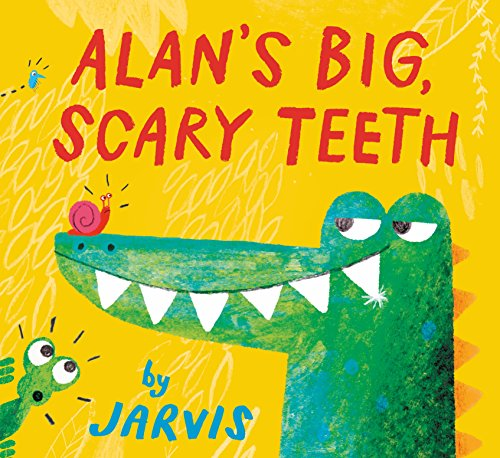 9781406361124: Alan's Big, Scary Teeth