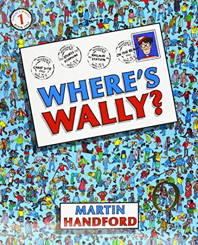 9781406361179: Where's Wally? Mini