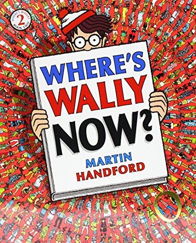 9781406361186: Where's Wally Now? Midi