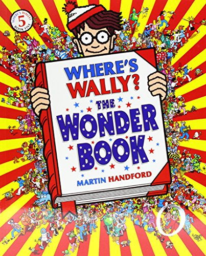 9781406361209: Where's Wally the Wonder Book