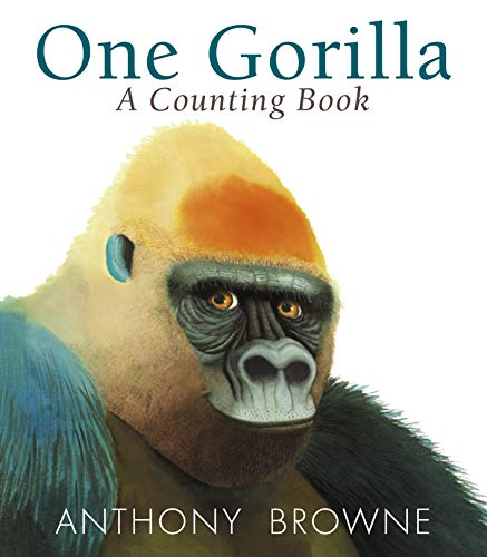 9781406361414: One Gorilla: A Counting Book