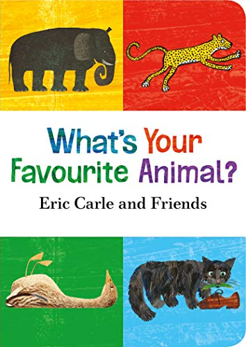 9781406361667: What's Your Favourite Animal?