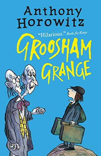 9781406361681: Groosham Grange