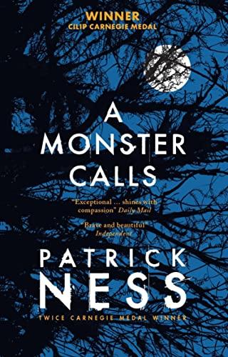 9781406361803: A Monster Calls