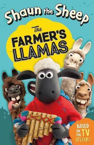 9781406363500: Shaun the Sheep - The Farmer's Llamas