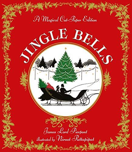9781406364446: Jingle Bells: A Magical Pop-up Edition