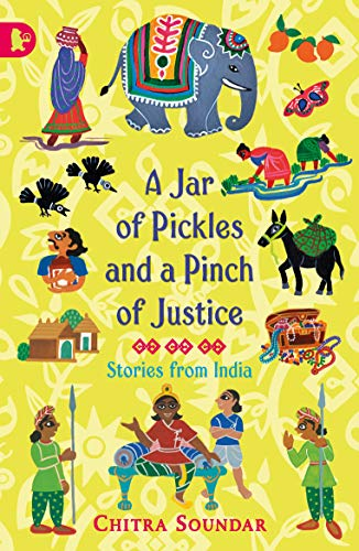 A Jar of Pickles and a Pinch: Chitra Soundar