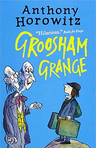 9781406364743: Groosham Grange
