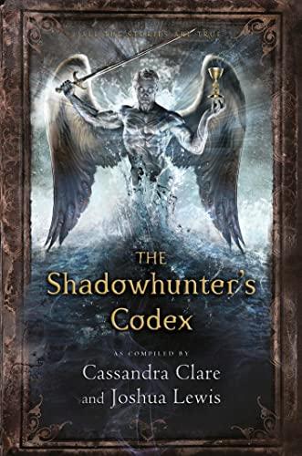 9781406365467: The Shadowhunter's Codex