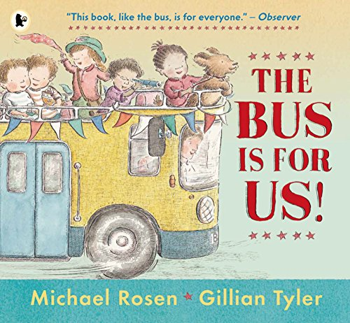 9781406365542: The Bus Is for Us!: 1