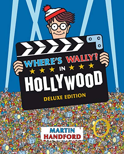 9781406365894: Where's Wally? In Hollywood