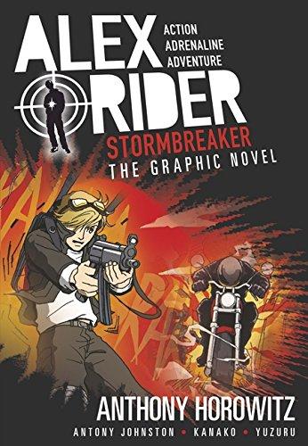 9781406366327: Stormbreaker Graphic Novel: The Graphic Novel (Alex Rider)