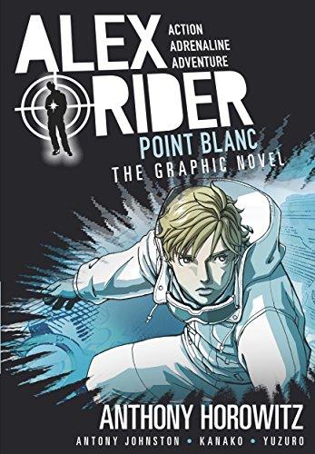 9781406366334: Alex Rider 2. Point Blanc. Graphic Novel