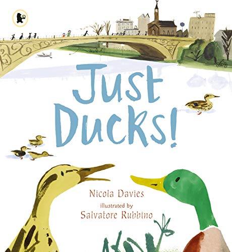 9781406367034: Just Ducks! (Nature Storybooks)