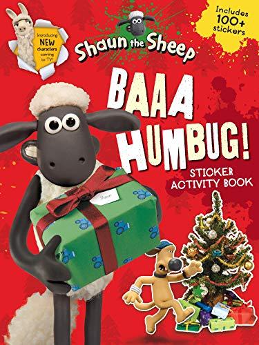9781406367362: Baaa Humbug! A Shaun the Sheep Sticker Activity Book (Shaun the Sheep Movie Tie-ins)