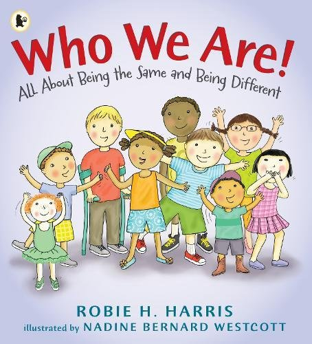 9781406367393: Who We Are!: All About Being the Same and Being Different