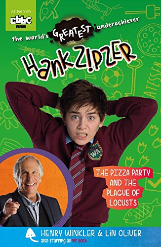 9781406367904: Hank Zipzer: The Pizza Party and the Plague of Locusts