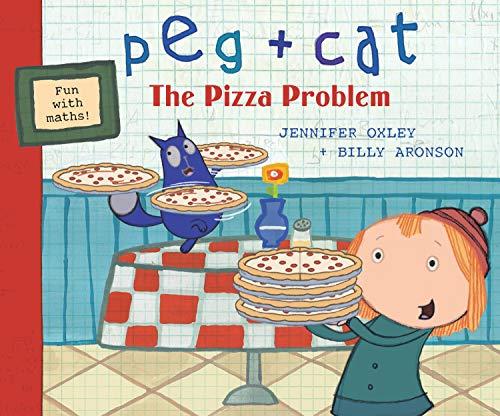 9781406367928: Peg + Cat: The Pizza Problem