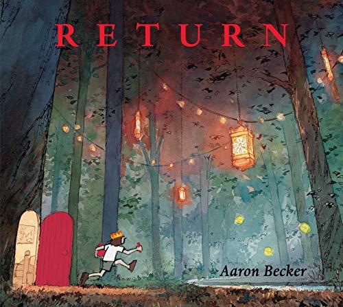 Return (Journey Trilogy 3): Becker, Aaron