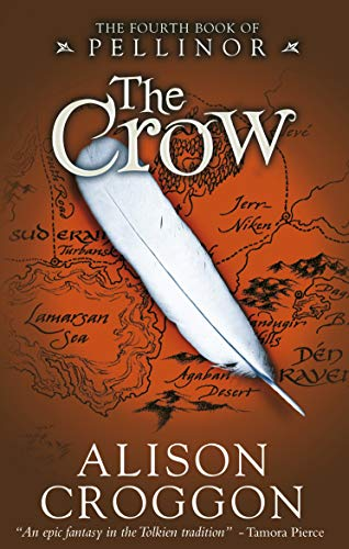 9781406369878: The Crow (The Five Books of Pellinor)