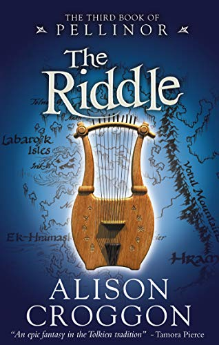 9781406369892: The Riddle (The Five Books of Pellinor)