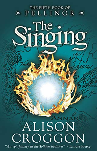 9781406369908: The Singing (The Five Books of Pellinor)