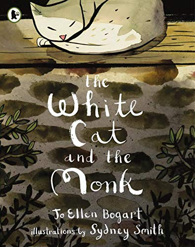 9781406372977: The White Cat and the Monk: A Retelling of the Poem 'Pangur Ban'
