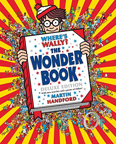9781406374063: Where's Wally? The Wonder Book