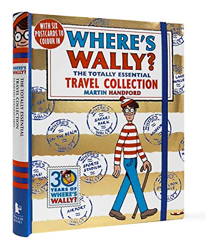 9781406375718: Where's Wally? The Totally Essential Travel Collection [Lingua Inglese]