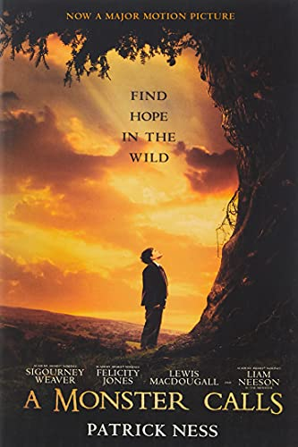 Stock image for A Monster Calls (Movie Tie-in) for sale by HPB-Emerald