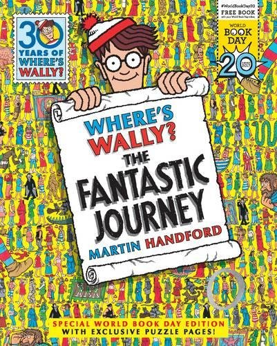 Wheres Wally? The Fantastic Journey: Handford, Martin