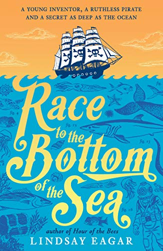 Race to the bottom of the sea Cover